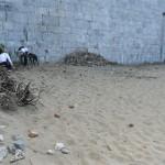Rosia Beach after shot 2