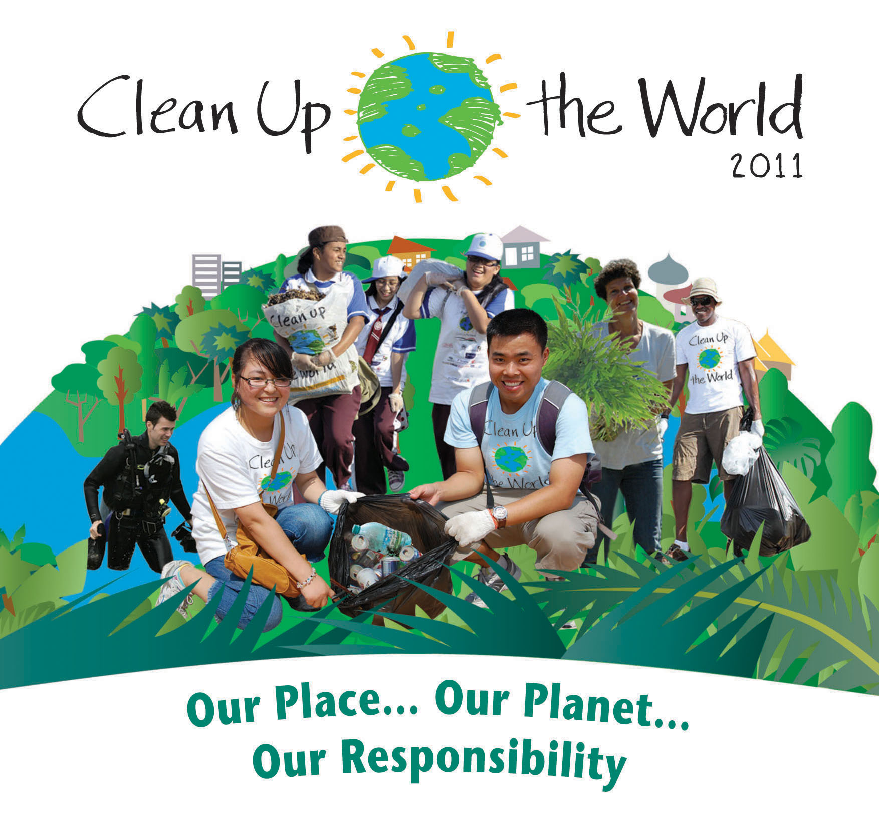 CLEAN UP THE WORLD 201...