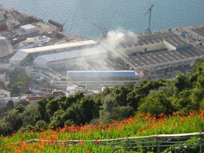 OESCO pollutes the area